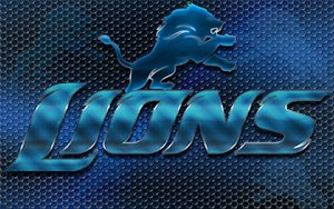 Detroit Lions 2012 Heavy Metal Wallpaper