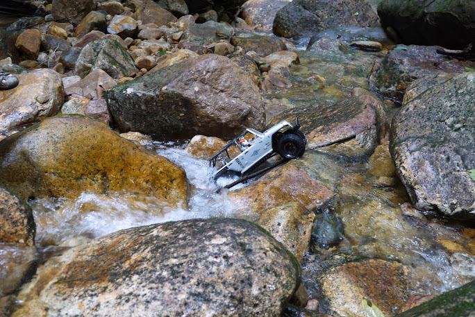 jeep - Axial Jeep Borneo escapade P1020539