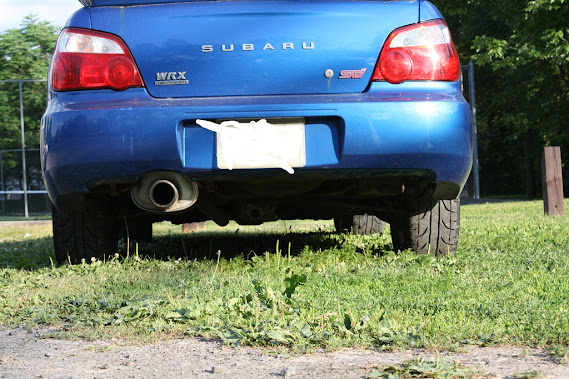 Suspension/Stiffening Lifted 04 with pictures - Subaru
