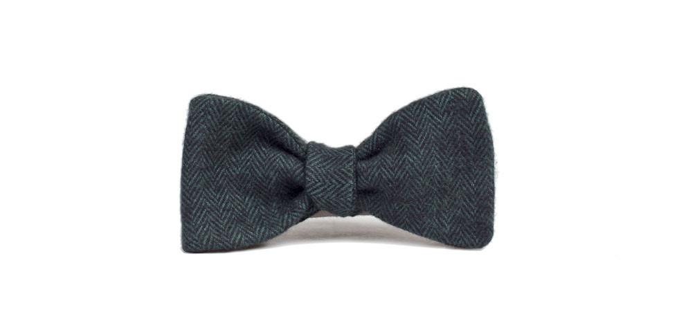 *Harding & Wilson的手工羊毛領結!:傳承過往紳士風的Bow Tie! 17