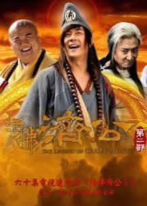 La Hán Tái Thế 3 - The Legend Of Crazy Monk 3 poster
