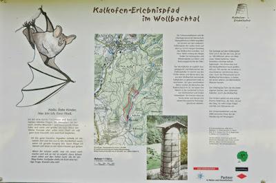 Der Kalkofen-Erlebnispfad im Wollbachtal