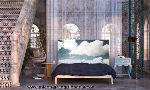Mẫu Phòng Ngủ Đẹp Từ Công Ty NOYO - <strong><em>Thi công trang trí nội thất</em></strong>-3