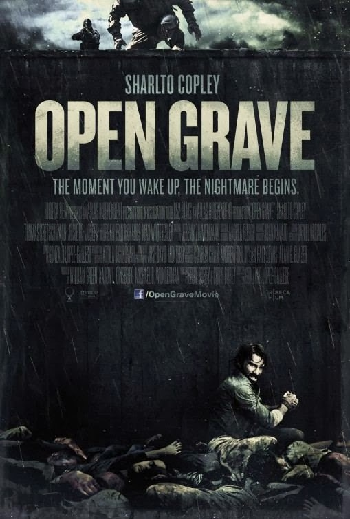 Poster Of English Movie Open Grave (2013) Free Download Full New Hollywood Movie Watch Online At Alldownloads4u.Com