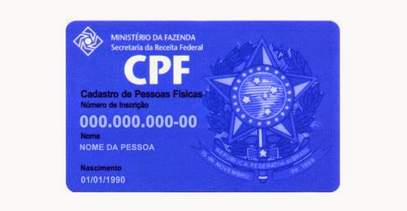 Como tirar a segunda via do CPF online