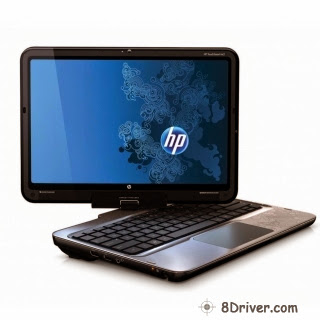 download HP TouchSmart tx2-1010au Notebook PC driver