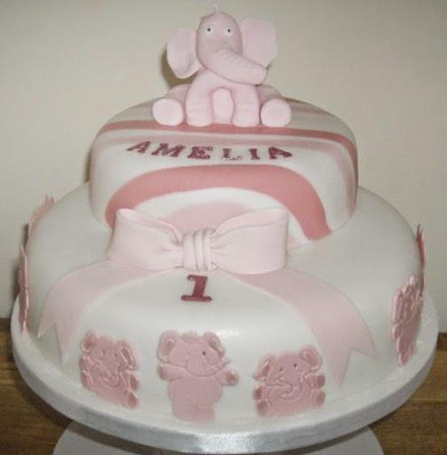 Baby Birthday Cakes