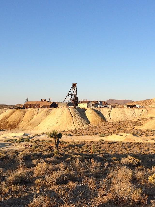 Underground Gold Miners Museum