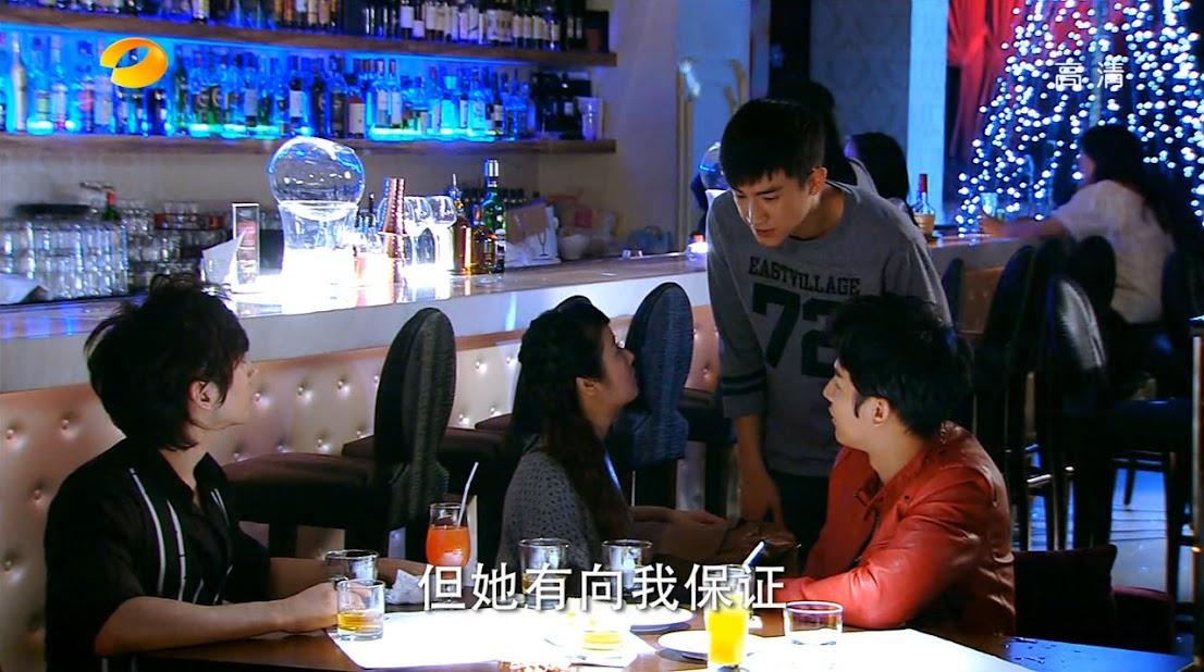Zhang Lun Shuo, Ruby Lin, Lin Geng Xin, Jiro Wang
