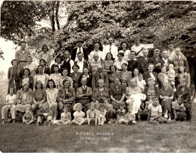 1940 Niehaus Reunion, Garfield Park, Indianapolis, IN