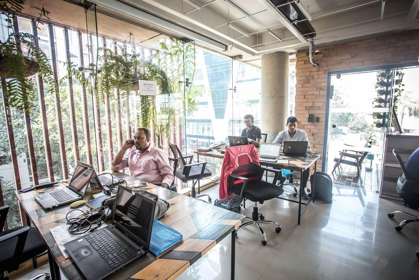 Moar Coworking Space in Dhaka