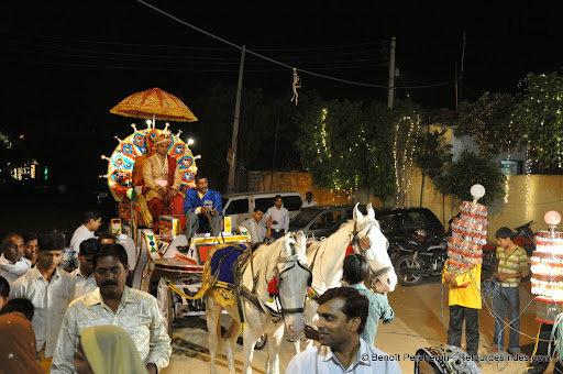 "Photo de la galerie ""La procession: le ""bharat"""""