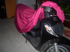 HCM - áo trùm dành cho xe máy – giao hàng tận nơi (