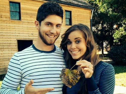 Rumor Has It Jessa Duggar Did The Dirty In Church After Her Wedding
