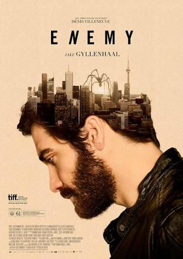 Ο Άνθρωπος Αντίγραφο (Enemy) Poster
