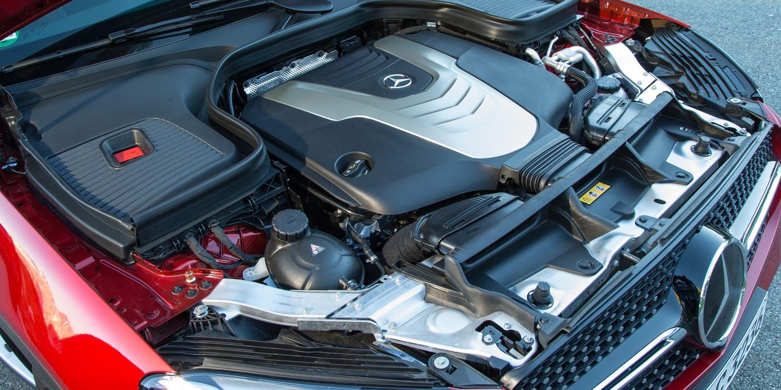 GLC Coupe sẽ có nhiều phiên bản chạy xăng, dầu, điện đa dạng