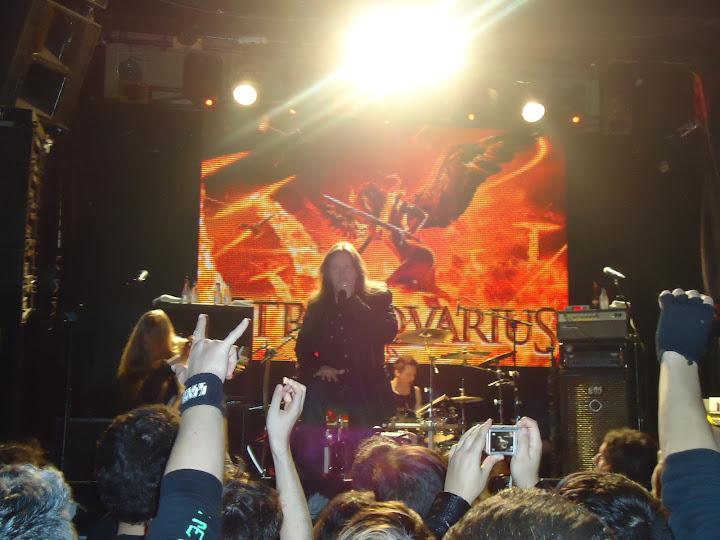 Vuestros conciertos de 2013 Stratovarius