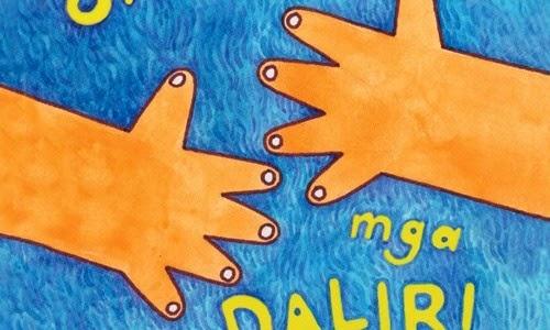 English-Tagalog Sampung Mga Daliri