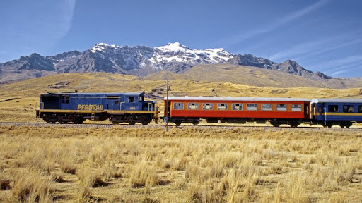 Perurail Train at La Raya Pass, Cuzco-Puno, Peru.jpg