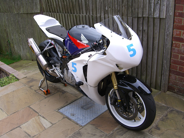 Building F2 race bike - Page 3 - CBR Forum - Enthusiast ...