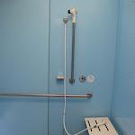 Accessable shower