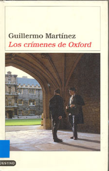 Los cr�menes de Oxford