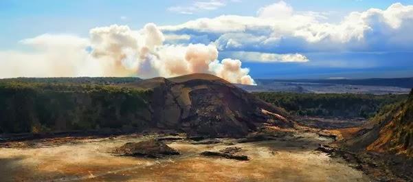 Volcano - Hawai