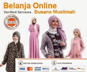 Toko Online Baju Muslimah