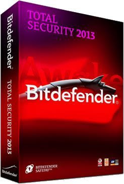 Download Bitdefender Total Security 2013 - x86/x64 + Ativador Lifetime