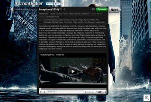 Torrent butler cool movie finder serves up torrents with for Simple plan torrent