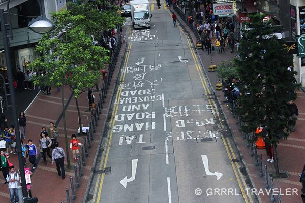 hong kong street signs, hong kong city, top attractions in hong kong