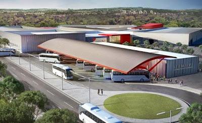 Melanc�a investir� 4 milh�es de d�lares no novo terminal de �nibus em Rivera