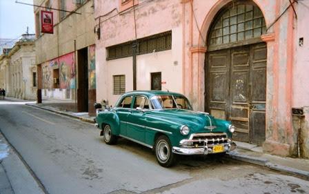 Férias em Cuba