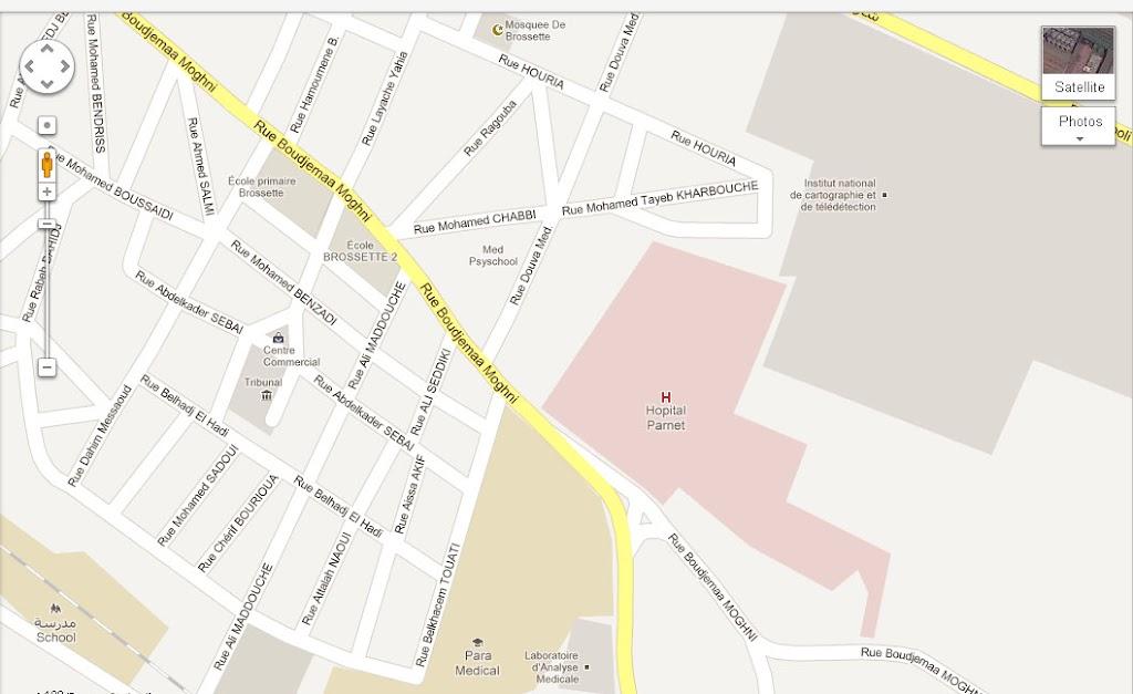 Mapping Algiers - Cartographie de la région d'Alger. رسم خريطة العاصمة Parnet%2Ben%2Benvirons