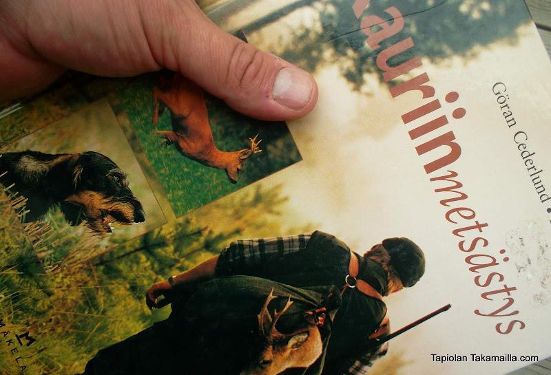 Kauriinmetsästys-kirja