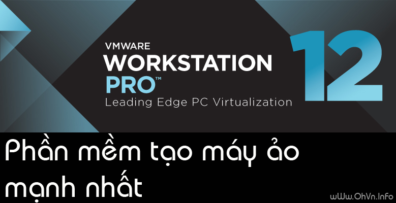 Download VMware Workstation 12 Pro Full Key 2017