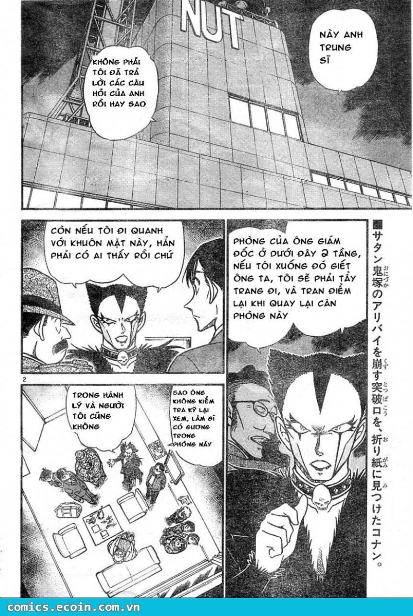 Detective Conan Chap 593 - Truyen.Chap.VN