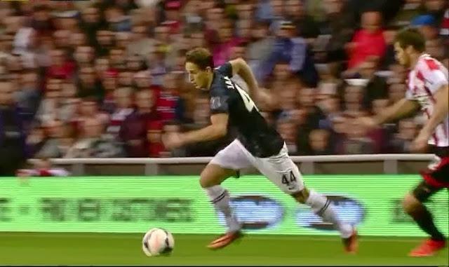 Januzaj, Sunderland - Manchester United