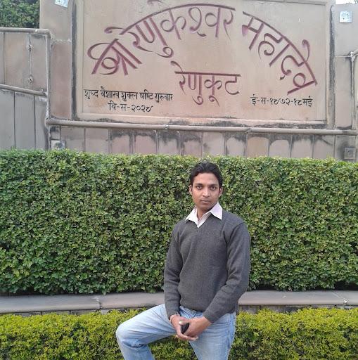 Yogesh Sharma