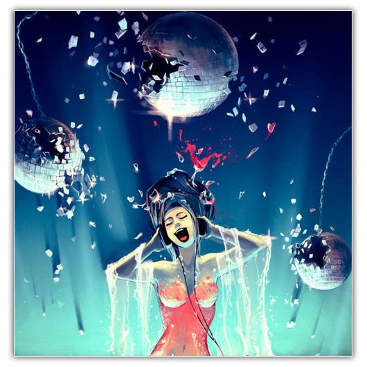 1 VA Itunes DANCE Top 100 October 2014 (2014)