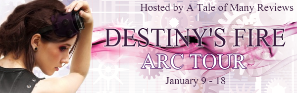 Tour: Quote Battle & Giveaway: Destiny's Fire by Trisha Wolfe