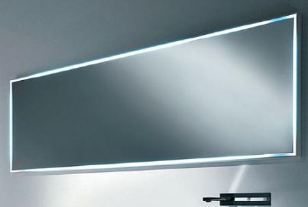 Originales espejos de cuarto de ba o for Espejos con luz integrada