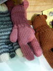 Some sweet little knit animals