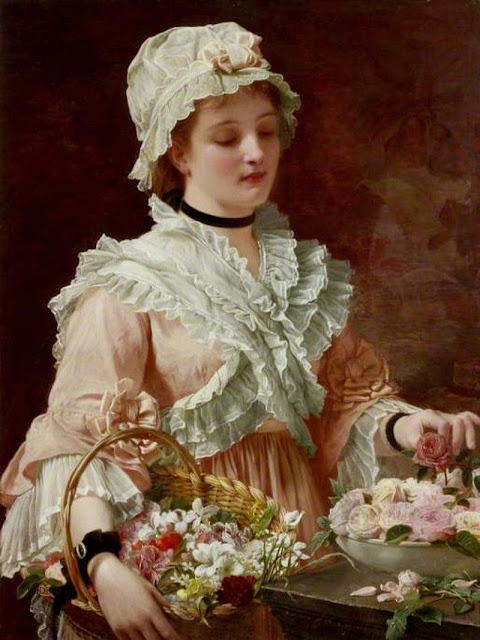 Charles Edward Perugini - Labour of Love