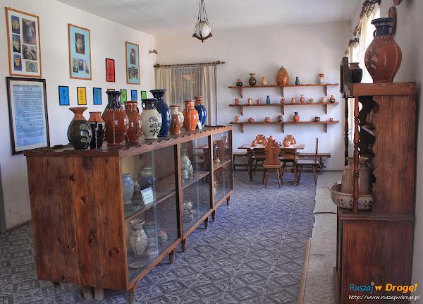 Chmielno - Muzeum Ceramiki Neclów