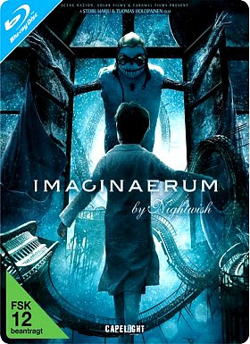 Filme Poster Imaginaerum BRRip XviD & RMVB Legendado