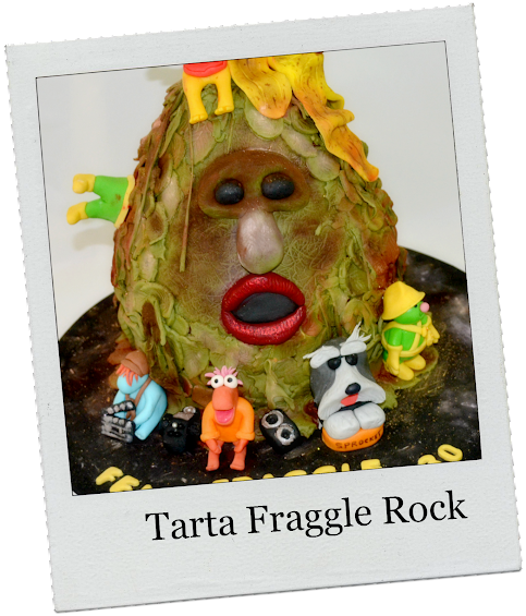 TARTA fRAGGLE ROCK