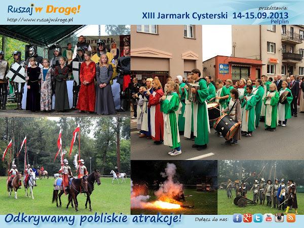 Ruszaj w Drogę na Jarmarku Cysterskim w Pelplinie
