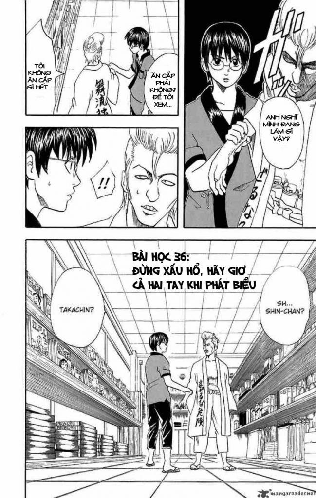 Gintama Chap 36 page 4 - Truyentranhaz.net