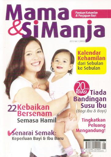 Mama & Si Manja 2012 Vol 1